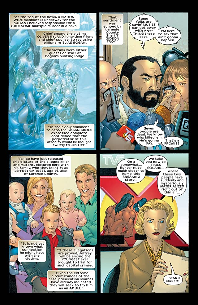 click for super-sized previews of X-Treme X-Men (2001-2003) #21