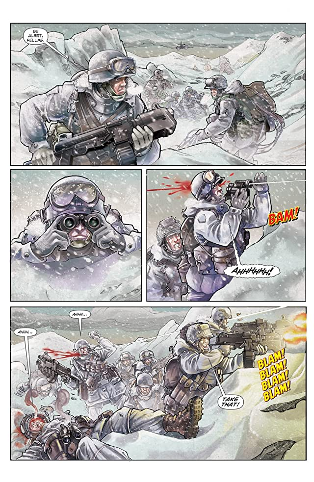 click for super-sized previews of Dust Wars #1