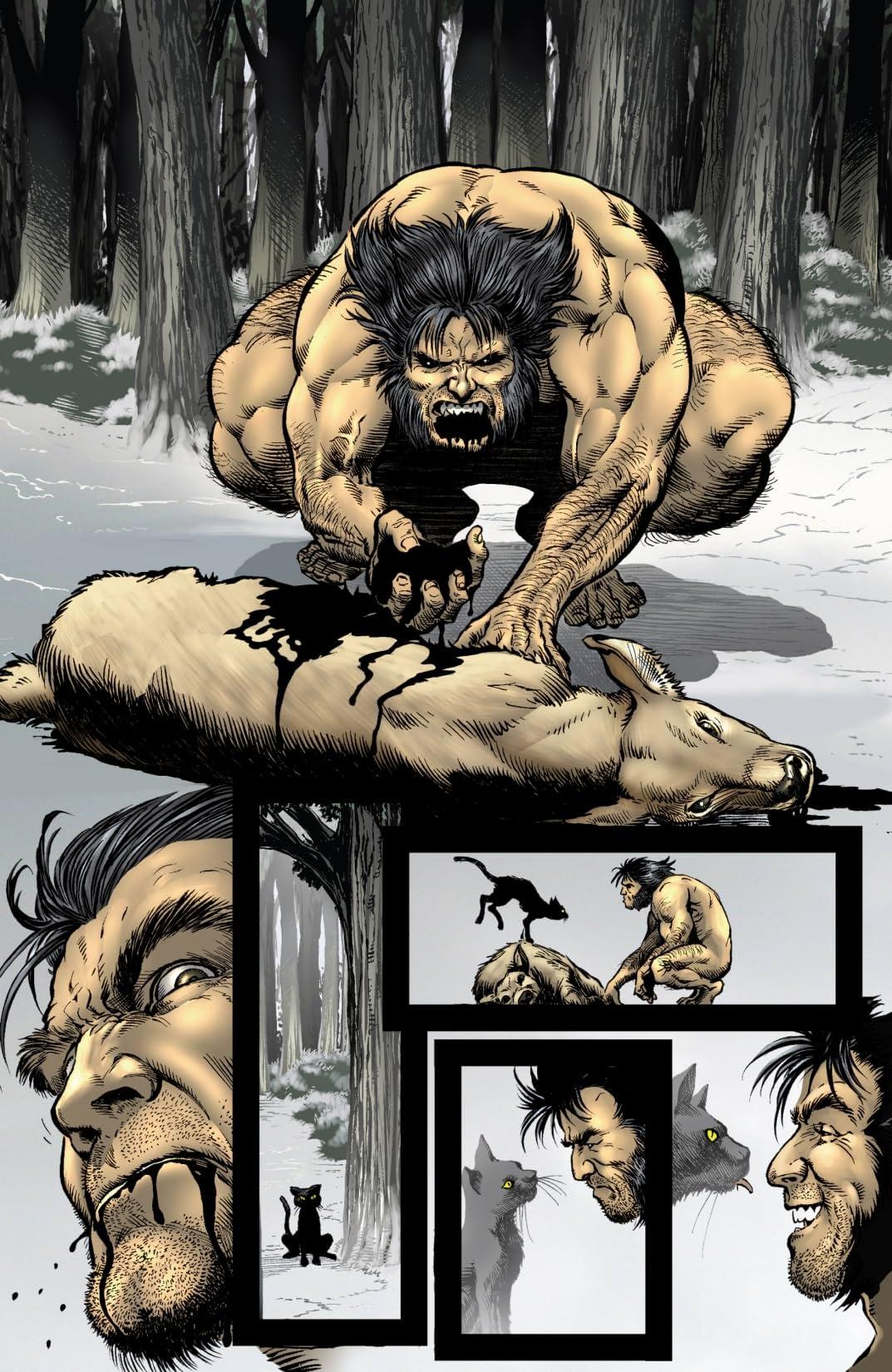 Wolverine (2003-2009) #12