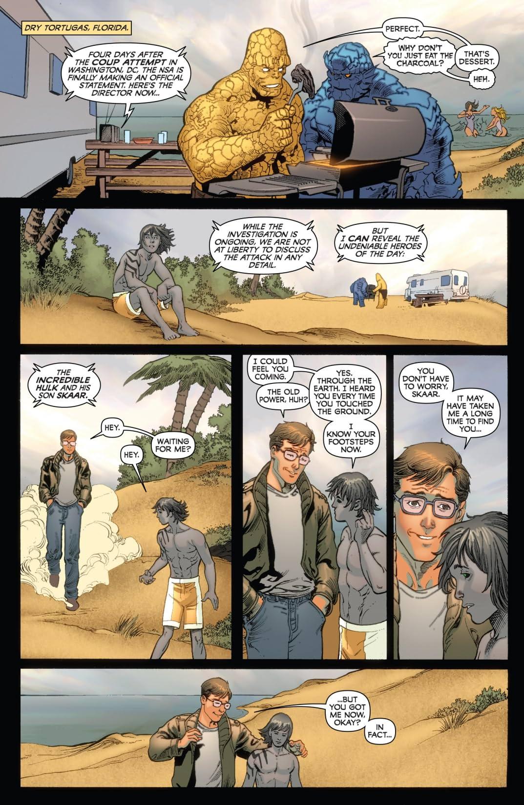 Incredible Hulks (1999-2008) #612