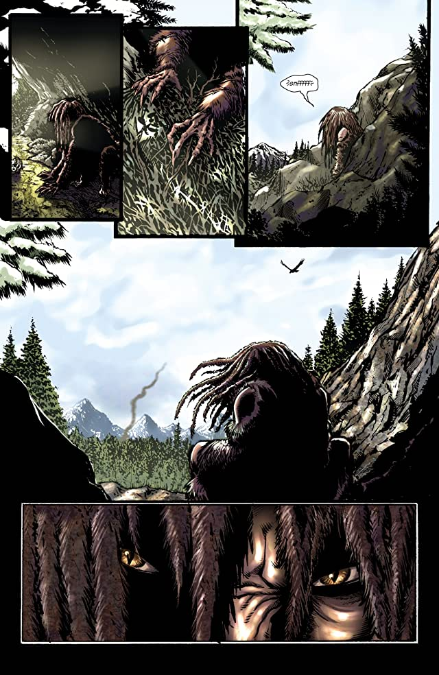 click for super-sized previews of Wolverine (2003-2009) #14
