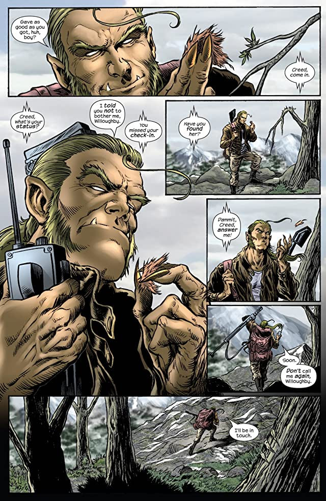 click for super-sized previews of Wolverine (2003-2009) #15