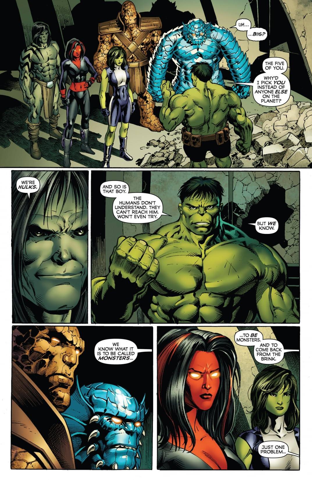 Incredible Hulks (1999-2008) #615