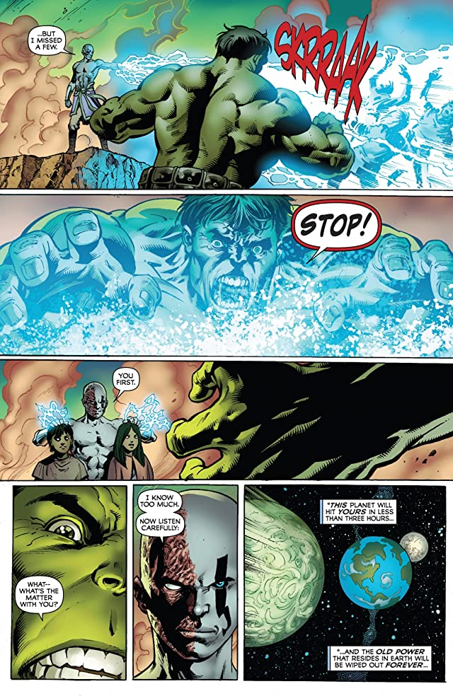 click for super-sized previews of Incredible Hulks (1999-2008) #616