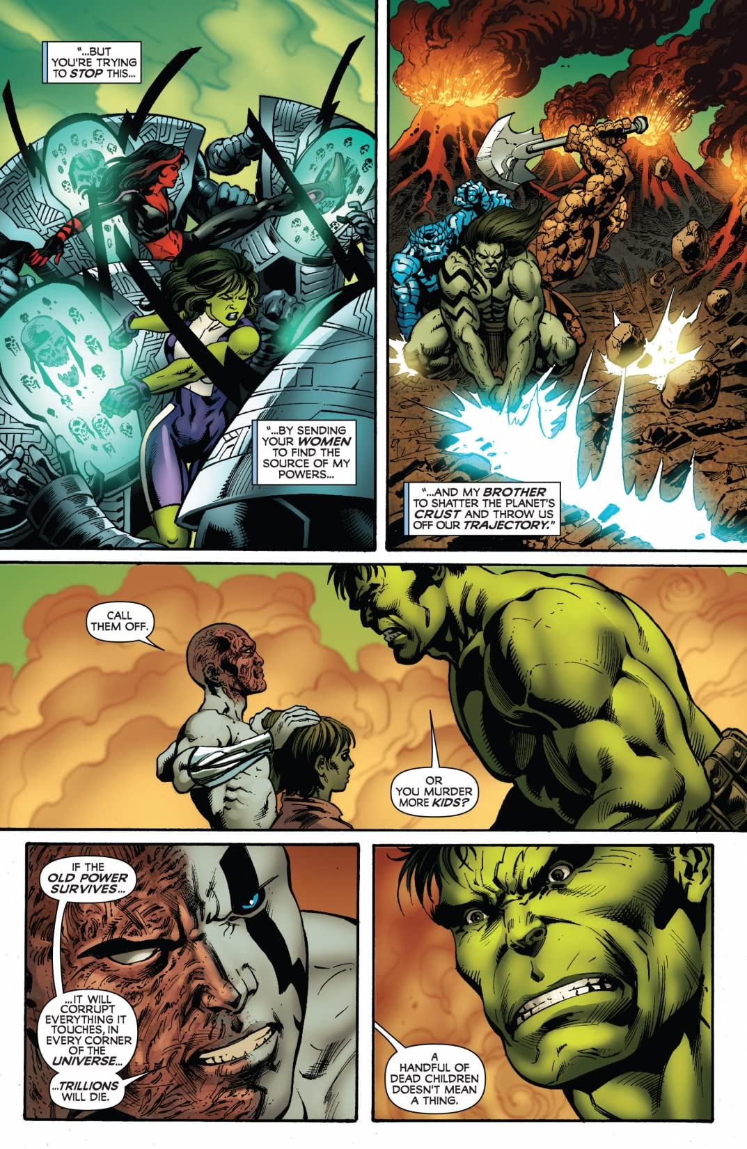 Incredible Hulks (1999-2008) #616