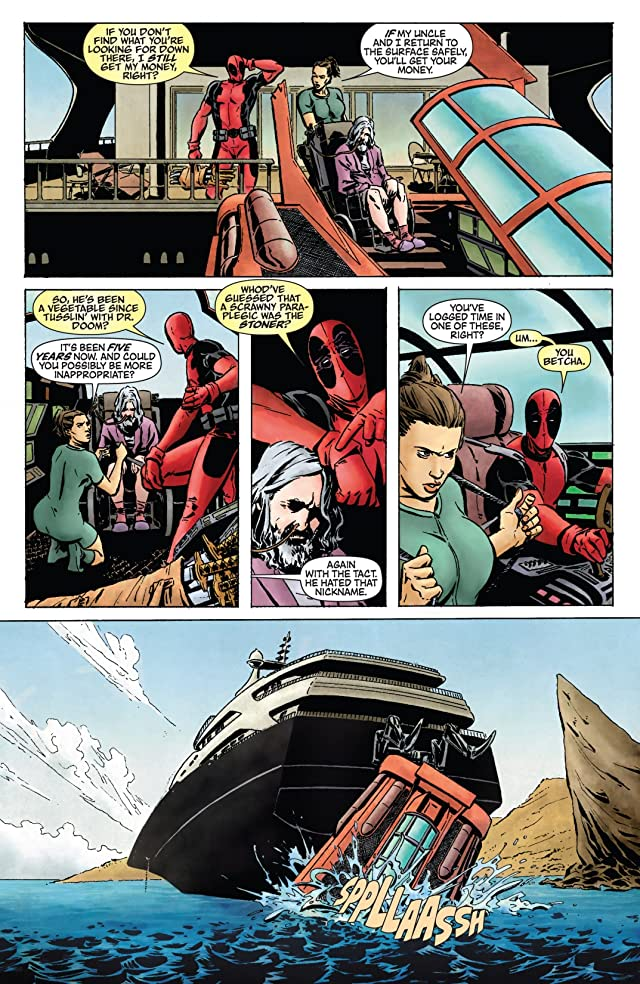 click for super-sized previews of Deadpool Team-Up #895