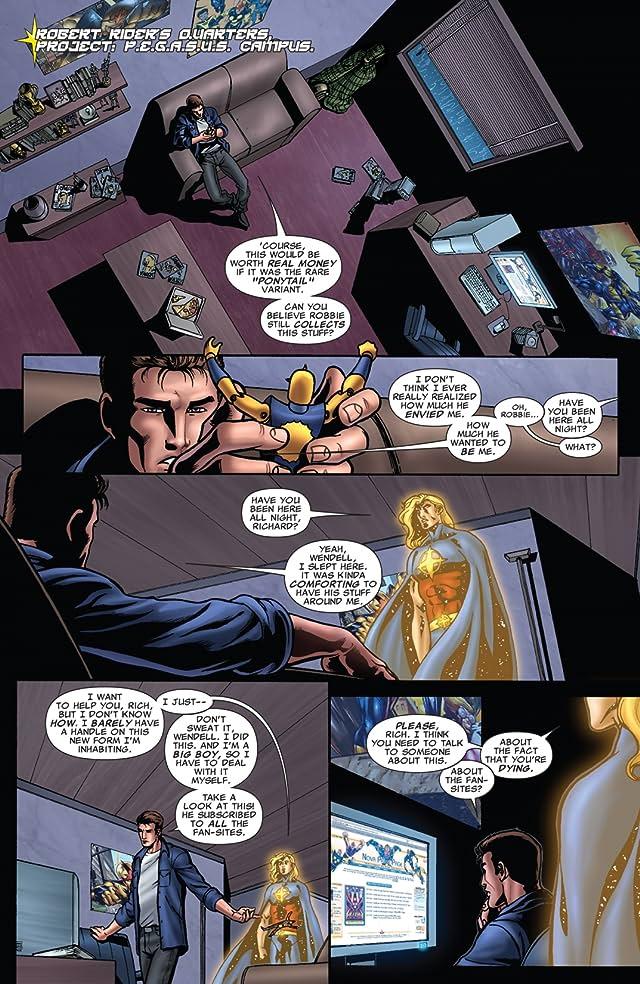 click for super-sized previews of Nova (2007-2010) #23