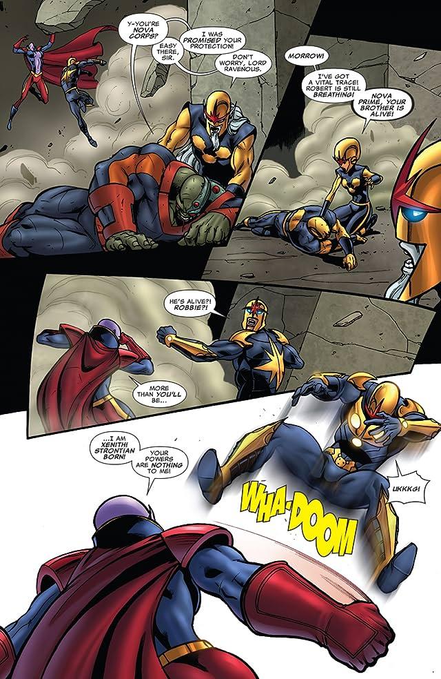 click for super-sized previews of Nova (2007-2010) #28