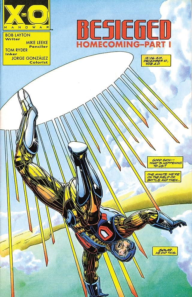 X-O Manowar (1992-1996) #9