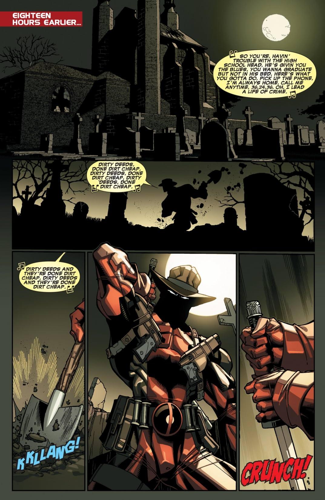 Deadpool Team-Up #898