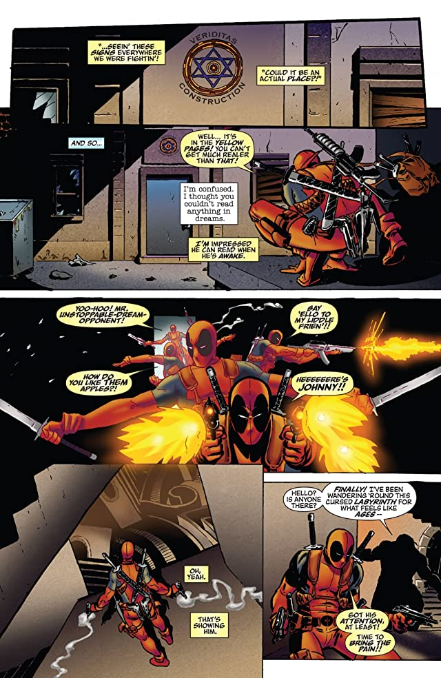 Deadpool Team-Up #899