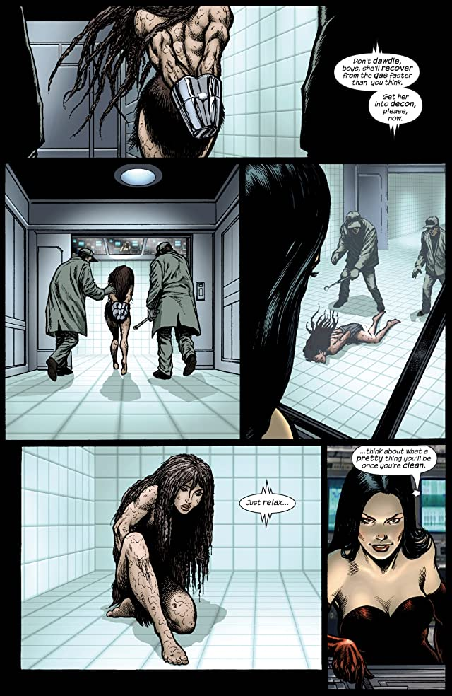 click for super-sized previews of Wolverine (2003-2009) #17