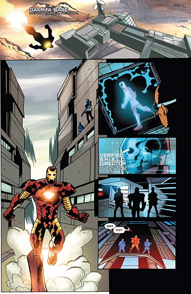 click for super-sized previews of Hulk Smash Avengers #5