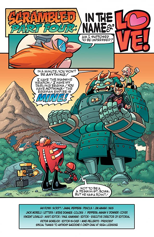 click for super-sized previews of Sonic Universe #40