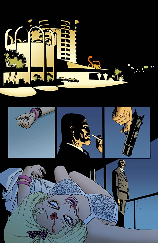 click for super-sized previews of 100 Bullets #89