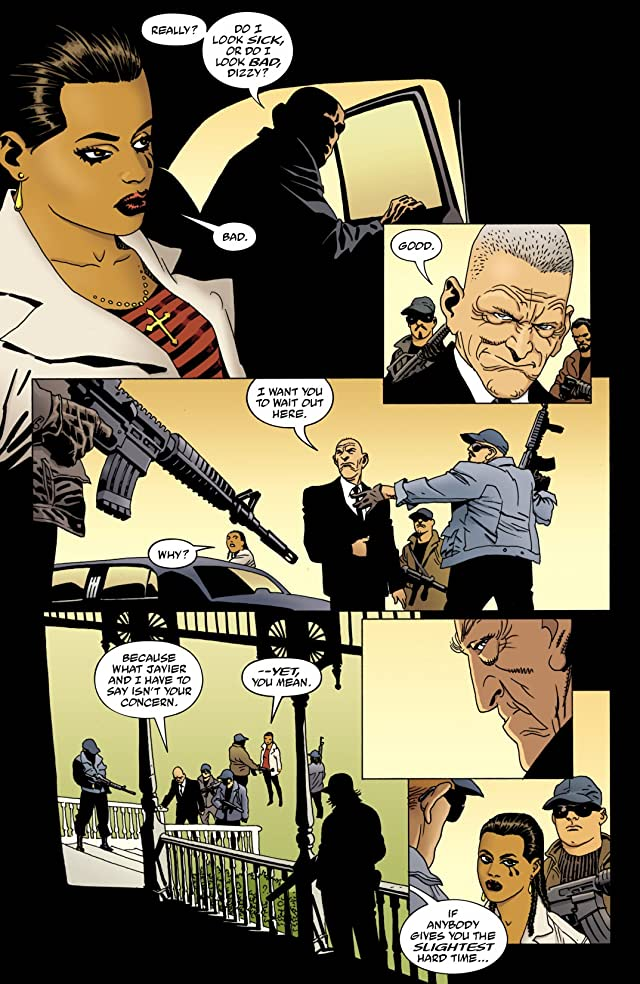 click for super-sized previews of 100 Bullets #93