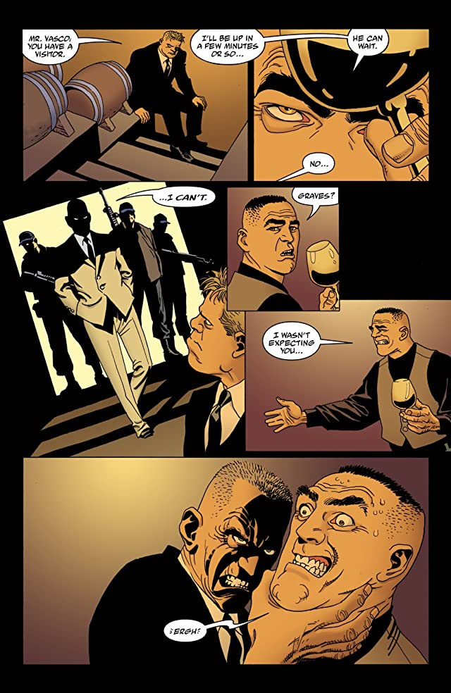 click for super-sized previews of 100 Bullets #94
