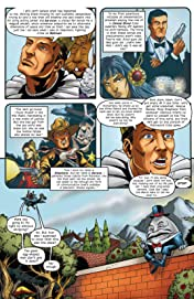 Mis-adventures of Adam West: Ongoing #2