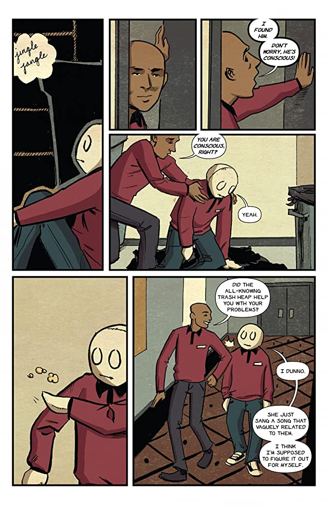 click for super-sized previews of The Li'l Depressed Boy #11