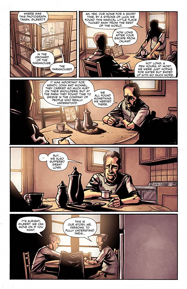 click for super-sized previews of Peter Panzerfaust #4