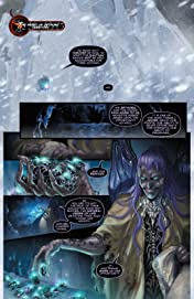 Soulfire: Shadow Magic #0 (of 5)