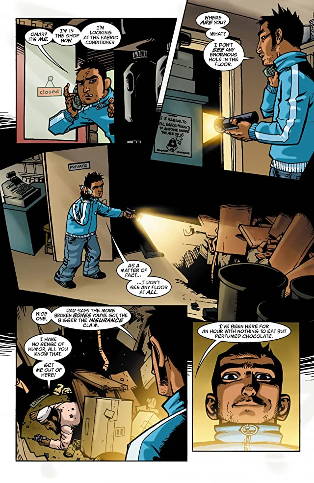 click for super-sized previews of Vimanarama #1