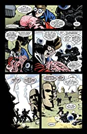 Seaguy (2004) #2 (of 3)