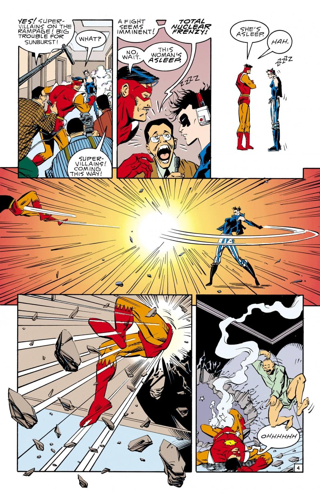 Doom Patrol (1987-1995) #26