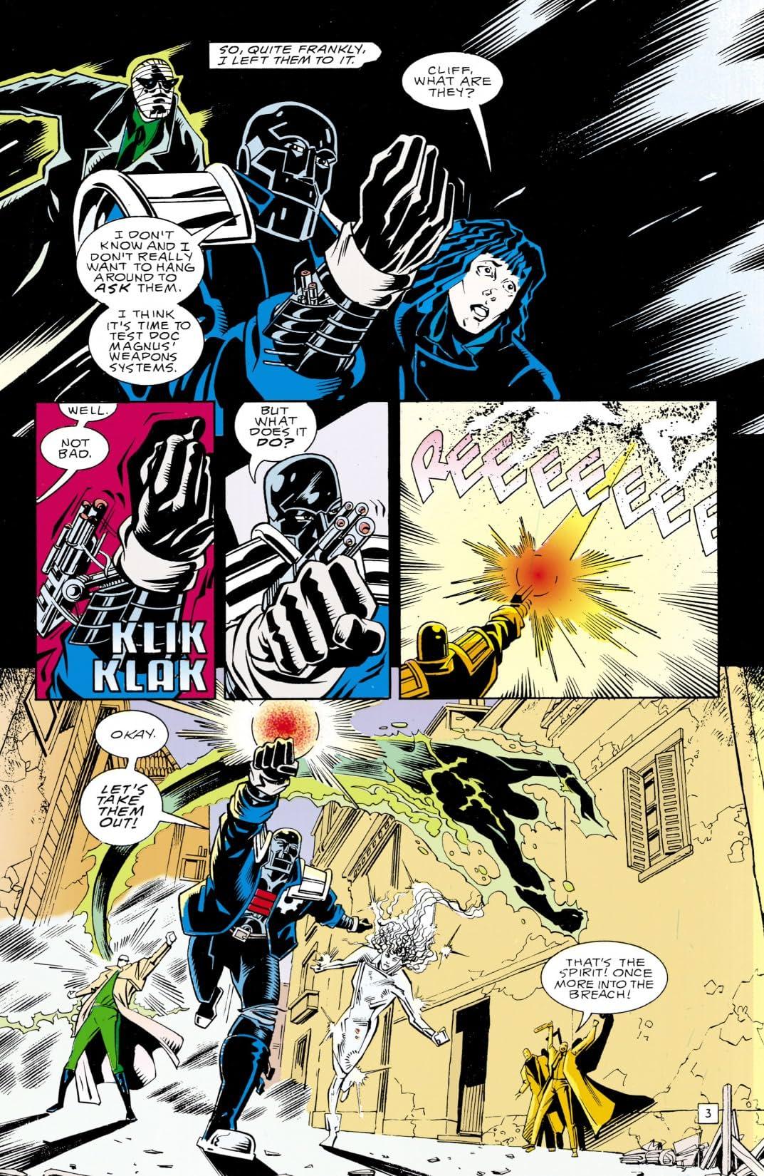 Doom Patrol (1987-1995) #32