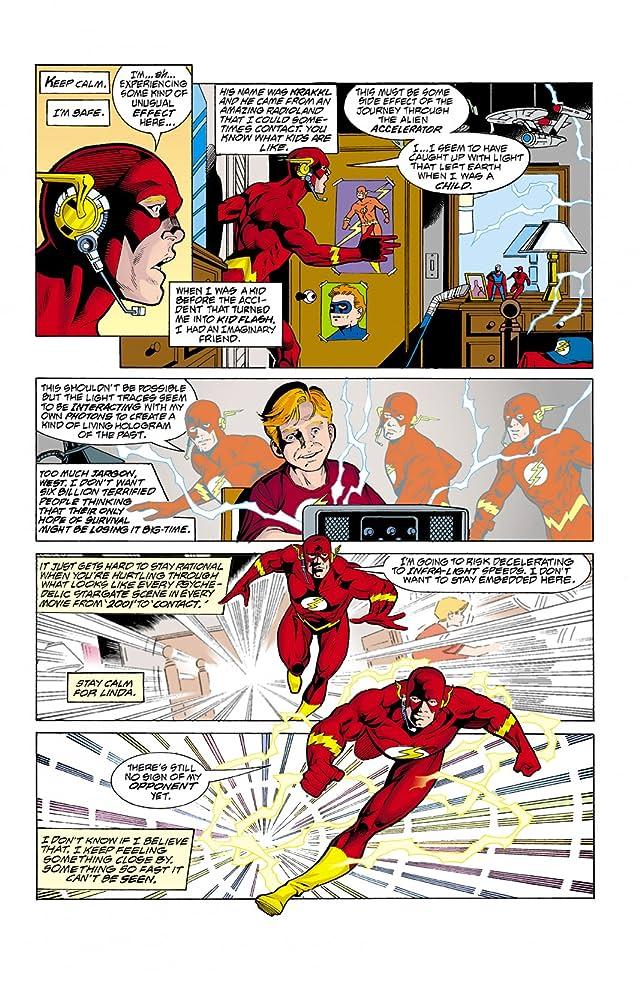 The Flash (1987-2009) #136