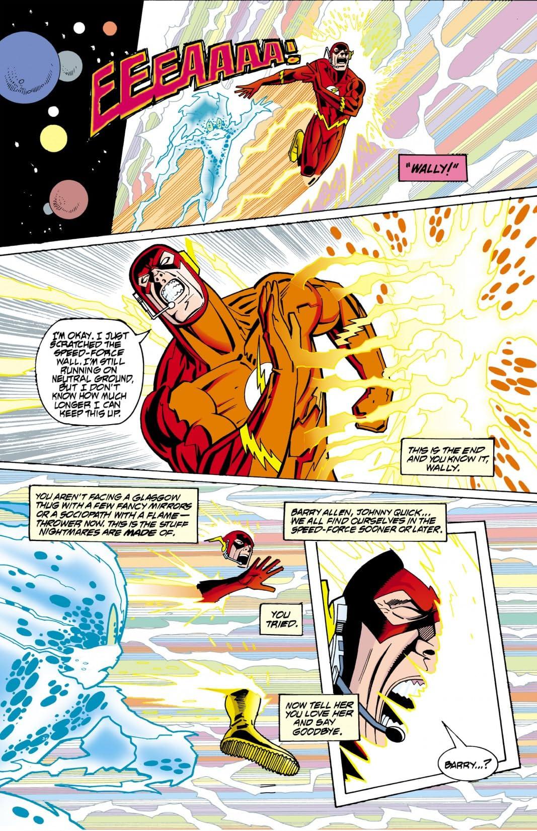 The Flash (1987-2009) #137