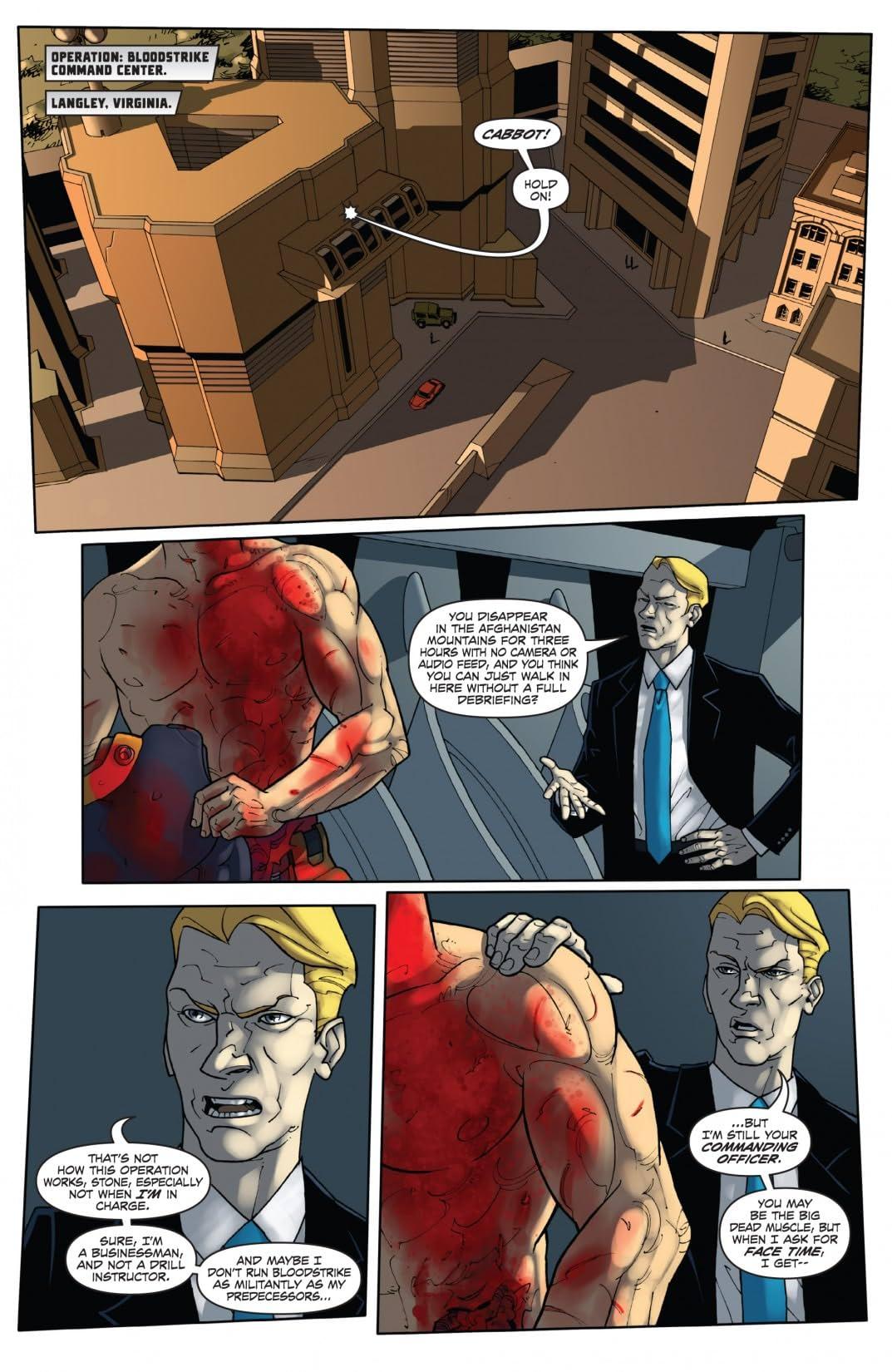 Bloodstrike #28
