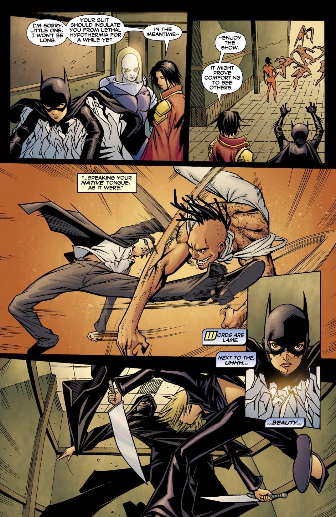 Batgirl (2000-2006) #69