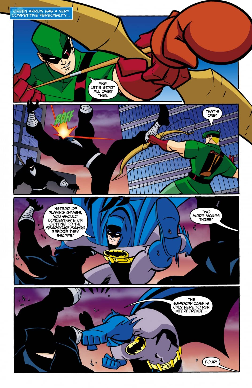 Batman: The Brave and the Bold #11