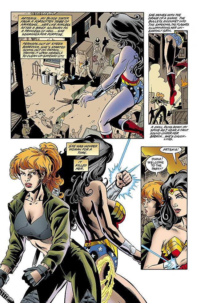 click for super-sized previews of DC Comics Presents: Wonder Woman #1