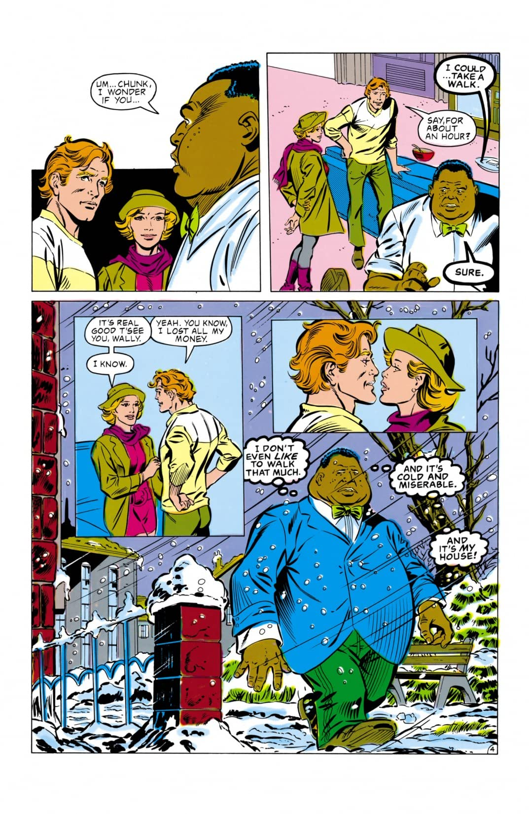 The Flash (1987-2009) #19
