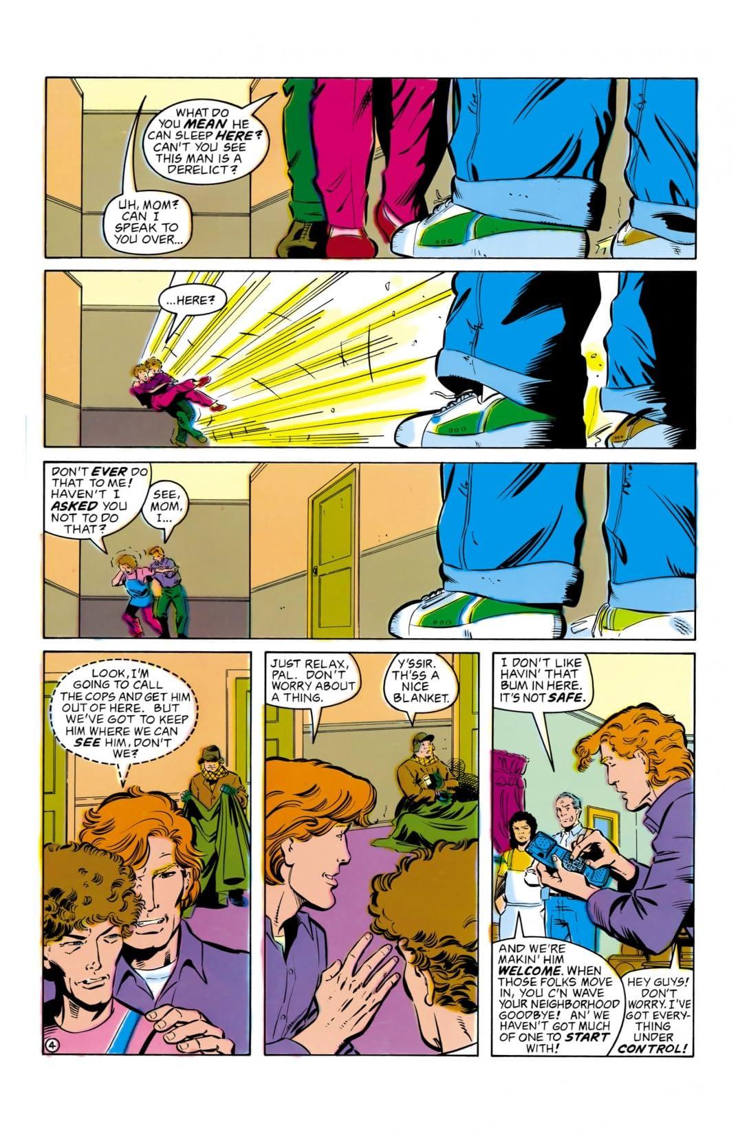 The Flash (1987-2009) #20