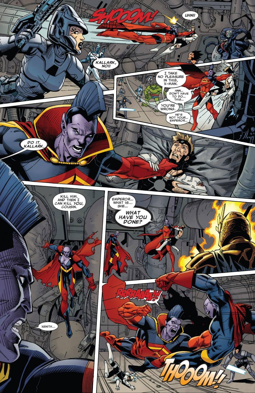 X-Men: Kingbreaker #4 (of 4)