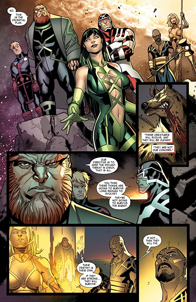 click for super-sized previews of X-Men (2010-2013) #12