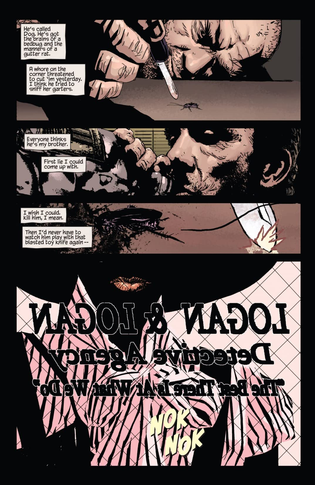 Wolverine Noir #1 (of 4)
