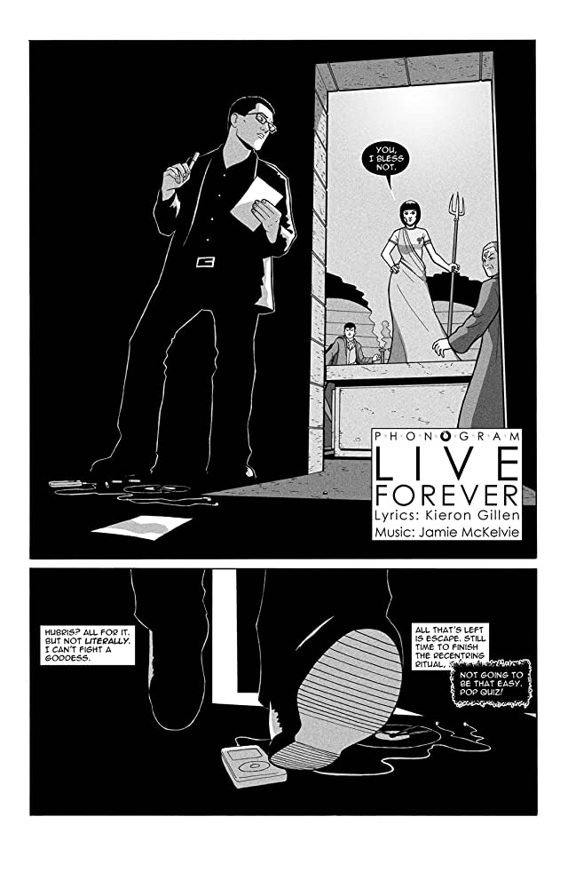 click for super-sized previews of Phonogram #6 (of 6)