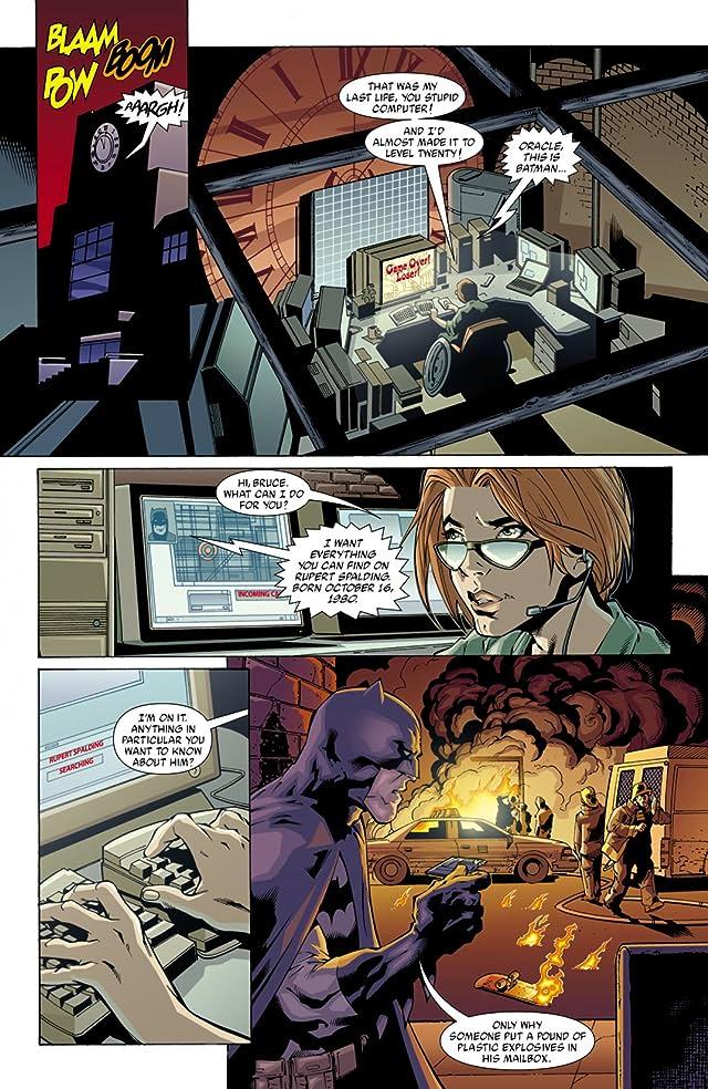 Batman: Legends of the Dark Knight #180