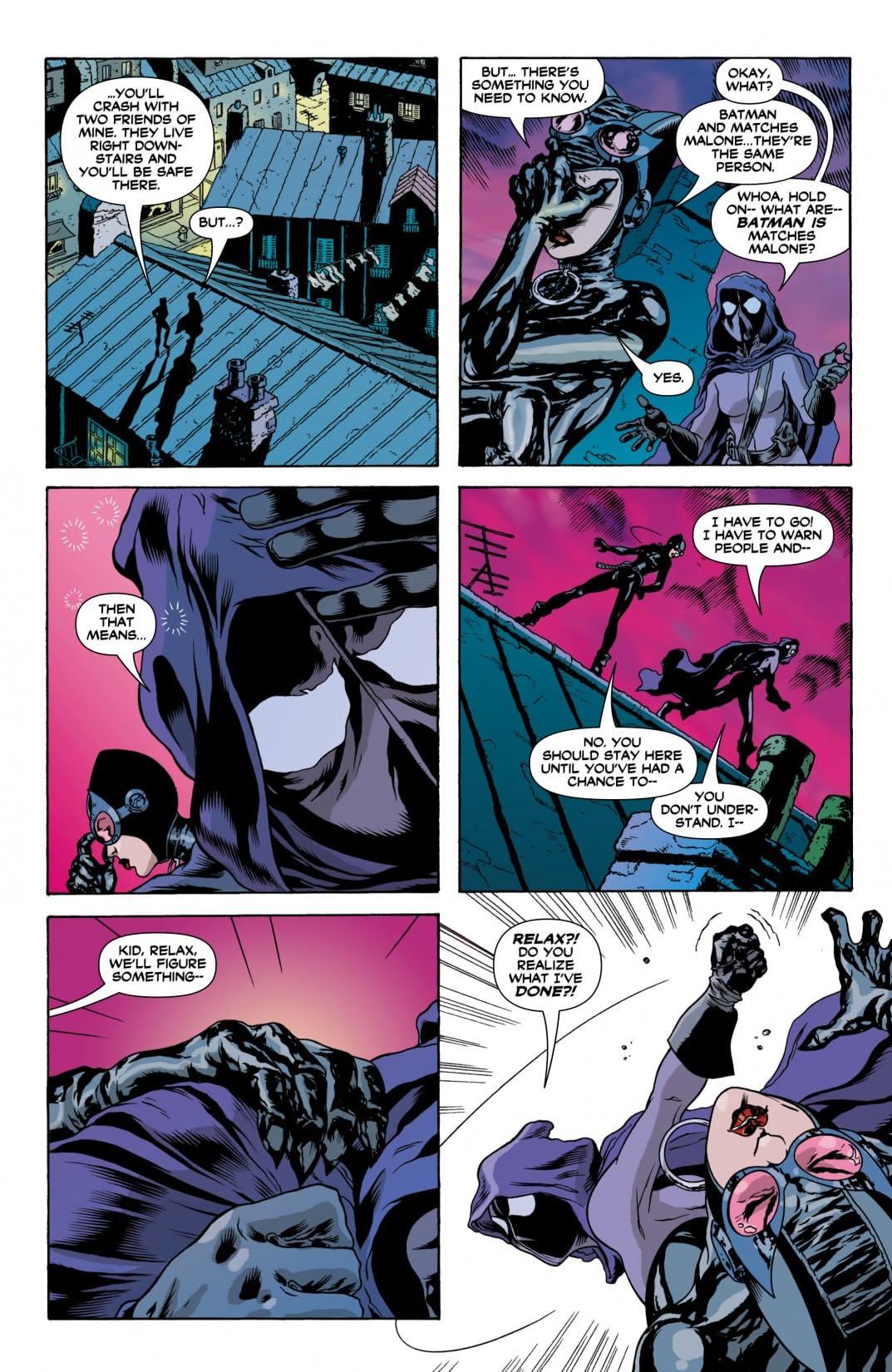 Batman: Legends of the Dark Knight #183