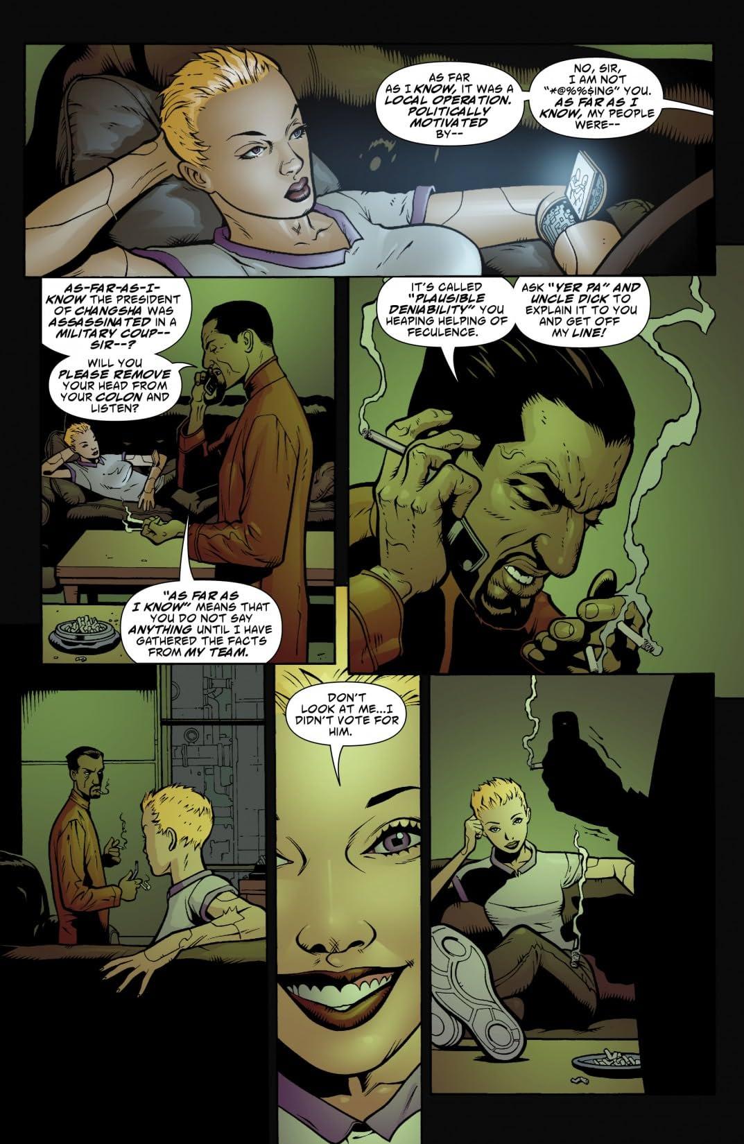 Justice League Elite #4 (of 12)