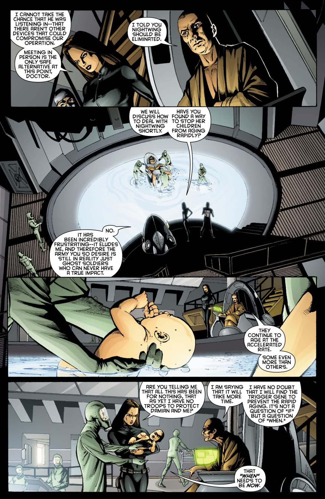Nightwing (1996-2009) #146