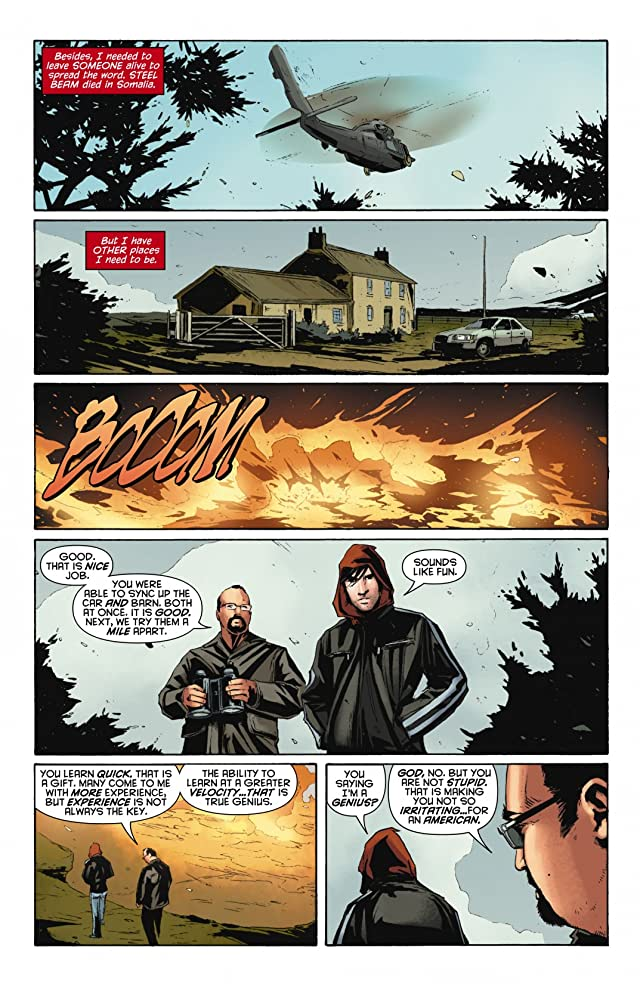 click for super-sized previews of Red Hood: Lost Days #4