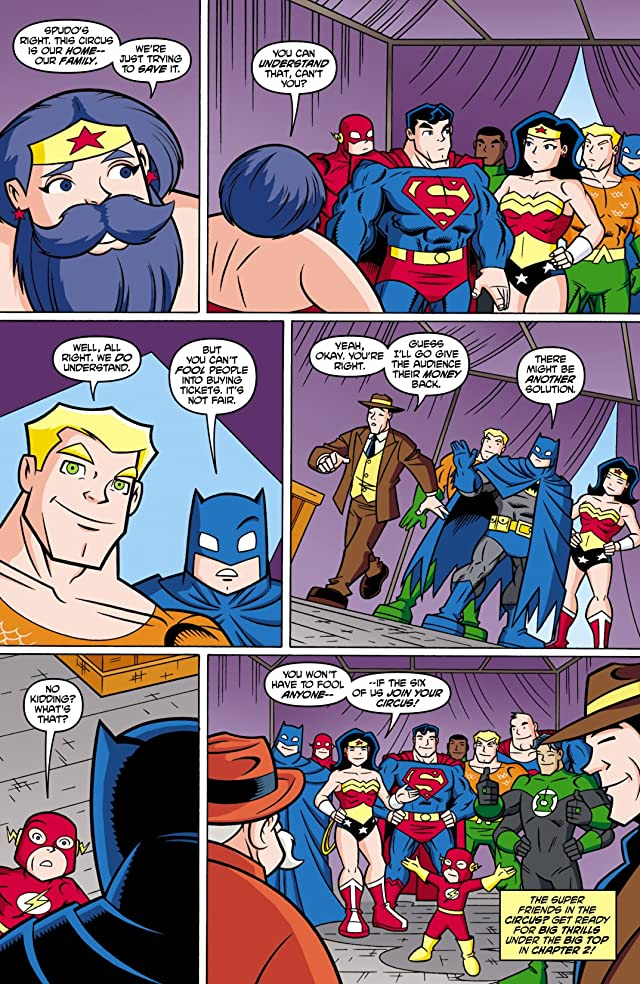 Super Friends (2008-2010) #13