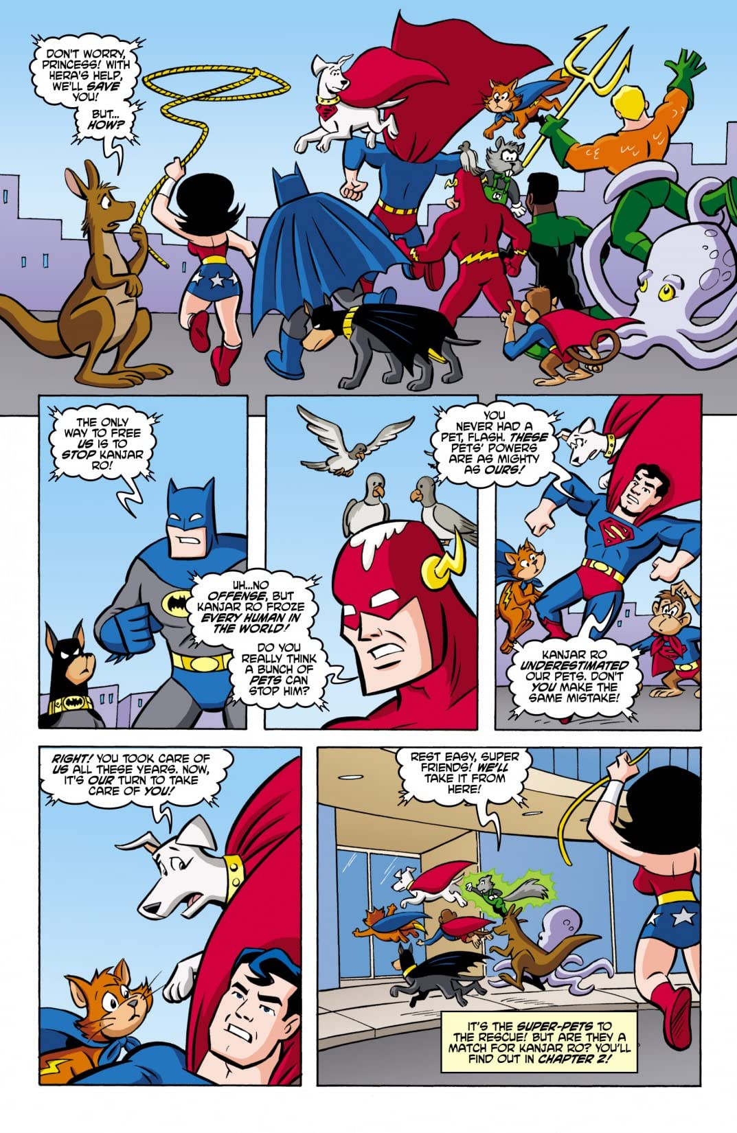 Super Friends (2008-2010) #14