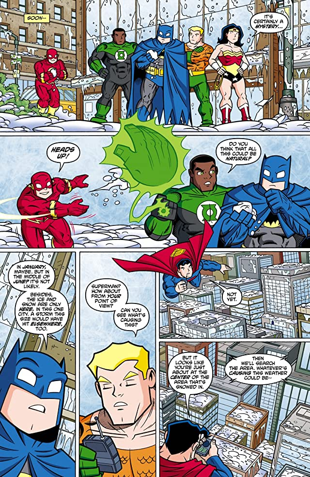 click for super-sized previews of Super Friends (2008-2010) #16