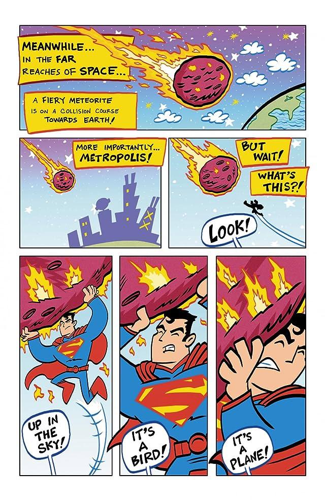 Superman Family Adventures #1